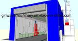 Специализированные промышленные аэрозольная краска стенд с выпечки