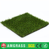 Hierba artificial del cifrado del jardín de la hierba del césped falso plástico al por mayor de la hierba para el jardín