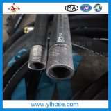 Tubo flessibile di gomma idraulico di spirale del collegare di alta qualità di En856 4sh