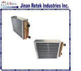 Acqua per ventilare gli scambiatori di calore di rame