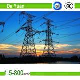 Cabo distribuidor de corrente asiático de cabo elétrico do cabo de Sun