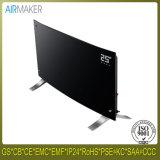110-240 V eléctrico de la pantalla táctil en la pared el panel de vidrio calentador convección