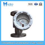 Rotametro del tubo del metallo per industria chimica Ht-0384