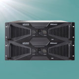 Ms1200 3u 2 Channel 1200W Professional High Power Amplifier