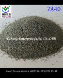 Het schurende Oxyde van het Aluminium van de Rang Zirconiumdioxyde Gesmolten