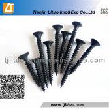 Parafusos fosfatados do Drywall/parafusos pretos do Drywall