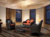 Sofà di vimini del rattan del sofà del sofà stabilito del patio del sofà di Jenny