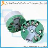 De programmeerbare Hoofd Opgezette 4-20mA Zender van de Temperatuur van PT100