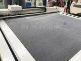 Couteau oscillant ondulé traceur numérique CNC Cuir boîte en carton<br/> Conseil Machine de coupe du couteau