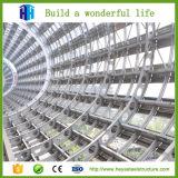Costruzione d'acciaio prefabbricata della tettoia del magazzino del gruppo di lavoro dei 2017 ganci dei velivoli