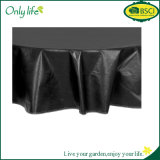 PE Round Waterproof Outdoor Garden Patio Set Cover Cover da mobília