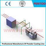 강철과 알루미늄 단면도를 위한 힘 코팅 장비