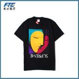 주문 남녀 공통 형식 면에 의하여 인쇄되는 t-셔츠