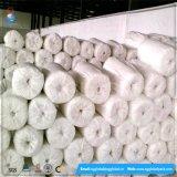 Tissu spiralé tissé par pp chaud de vente pour le foin de empaquetage