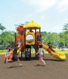 Equipamento ao ar livre comercial do campo de jogos para crianças
