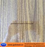 Bobina de aço PPGI revestido de cor com padrão de madeira