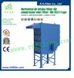 Ccaf Horizontal Cartucho Dust Collection para limpeza de ar industrial