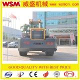 프런트 엔드 바퀴 로더 돌 채광 기계장치는 40 중국에서 Tonsforklift 로더 40t 구획 다루개 장비를 취한다