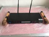 Sistema sin hilos del micrófono de la frecuencia ultraelevada de la demostración al aire libre profesional de CSL