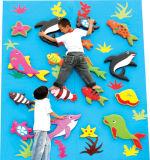 子供のためのおかしい上昇の壁