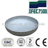 Санитарная крышка пробки нержавеющей стали (IFEC-TC100001)