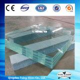 Стекло ненесущей стены здания прокатанного стекла с сертификатом Ce