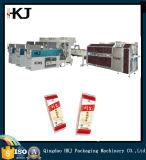 Empaquetadora de los tallarines automáticos de la pantalla táctil de la alta calidad con tres pesadores