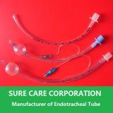 Tube endotrachéal jetable avec manchette / sans manchette