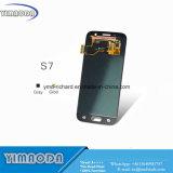 SamsungギャラクシーS7のための携帯電話LCDはタッチ画面を分ける