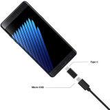 スマート電話のためのマイクロ女性のアダプターへの小型プラスチックUSB-C男性、Makbookおよび他はUSB-Cのポート装置を可能にする