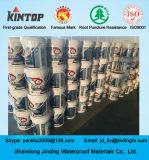 Sola capa impermeable de componentes de poliuretano PU