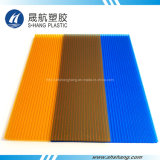 comitato del sole glassato policarbonato di 2100*6000mm con UV
