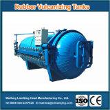 Tanques de vulcanização de borracha de aquecimento elétrico-Sistemas de autoclave para a indústria de cura de borracha