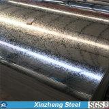 Bobine en acier galvanisée laminée à froid pour la feuille de toiture
