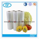 HDPE LDPE de Plastic Zak van het Voedsel van de Zak van de Diepvriezer op Broodje