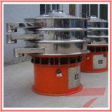 Tamis circulaire circulaire de vibration d'écran de vibration du SUS 304 pour la nourriture Inductry