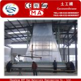 HDPE van de fabrikant Niet-geweven Geweven LDPE pvc Geomembrane 0.2mm4.0mm Weg