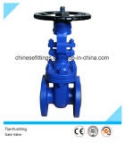 Outside Screw York A216 Wcb Casting Steel Gate Valve