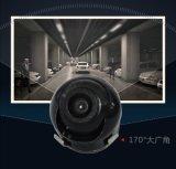 CMOSのカメラを逆転させる360度の防水ユニバーサル車の背面図