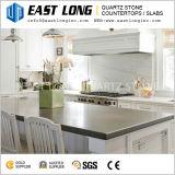 Pedra de quartzo artificial suave durável para bar mesas