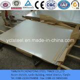 Feuille d'acier inoxydable d'AISI304 0.5mm