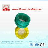 Fio elétrico 10 de H07V-R 450/750V 16 25 35 50 Sqmm