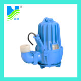 Pompes Wq40-10-2.2 submersibles avec le type portatif