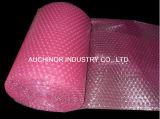 Película protetora de empacotamento branca da bolha de ar do saco da bolha de ar no rolo