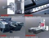 H80 800*800mm Tabela Trabalho Cabeça fresadora vertical de alta precisão