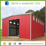 Prefab стальная конструкция конструкции зданий мастерской автомобиля структуры поддержки
