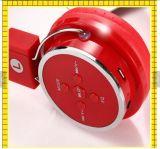 Draadloze StereoHoofdtelefoon Bluetooth met TF de Groef van de Kaart