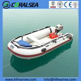 Barca gonfiabile pieghevole Hsd320 del pontone