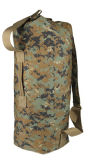 Camuflaje Digital Woodland hombro doble Duffel Bag