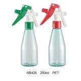 100ml plastic Fles met de Spuitbus van de Trekker voor het Schoonmaken (NB422)